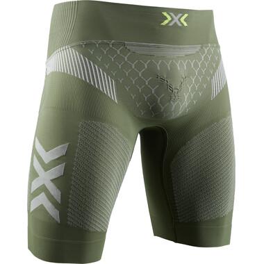 Cuissard de Running X BIONIC THE TWYCE G2 Vert Olive/Gris 2021